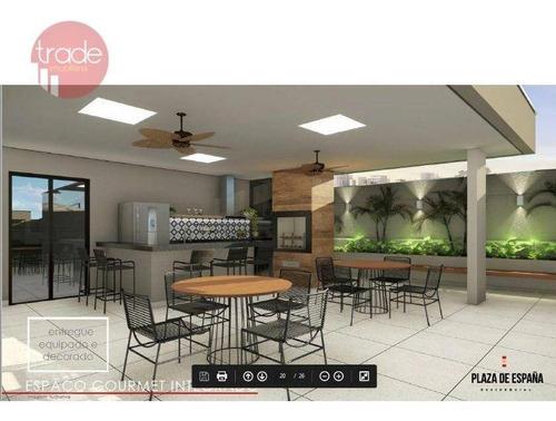 Imagem 1 de 25 de Apartamento Com 3 Dormitórios À Venda, 143 M² Por R$ 809.000,00 - Nova Aliança - Ribeirão Preto/sp - Ap6530