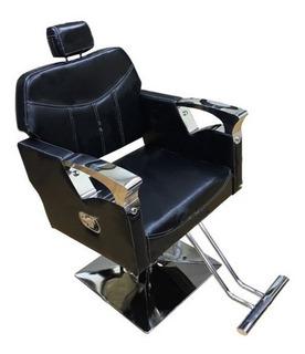 Sillon Peluqueria/barberia Con Reclinable Hb-a600