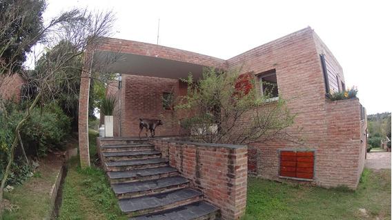 Exclusiva Casa En Venta En Tanti A Min De Villa Carlos Paz