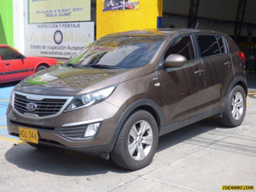 Kia New Sportage Revolution Tp 2400cc 2ab Abs