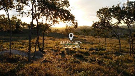 Área À Venda, 1000 M² Por R$ 60.000,00 - Zona Rural - Taquaraçu De Minas/mg - Ar0004