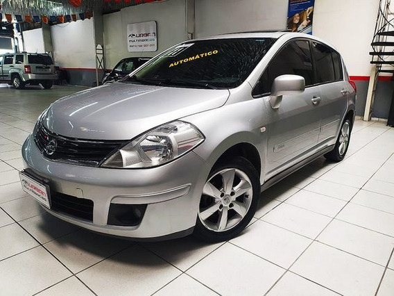 Nissan Tiida 1.8 Sl 16v 2011