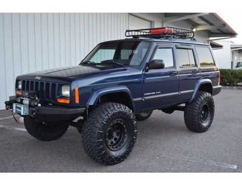 Manual De Taller Jeep Cherokee Xj (1984-2001) Español