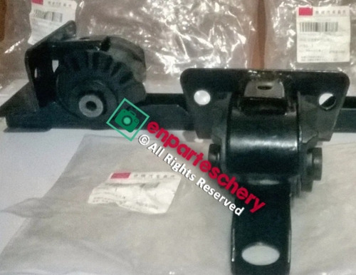 Base Izquierda Motor Caja Chery Tiggo Original
