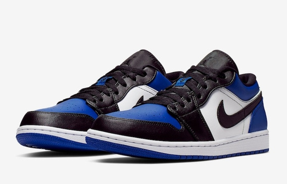 Air Jordan Retro 1 Low Royal Toe