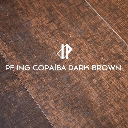 Madera Pf Copaíba Dark Brown 9,5mm Indusparquet
