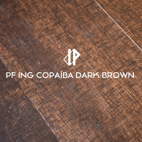 Madera Pf Copaíba Dark Brown 9,5mm Indusparquet