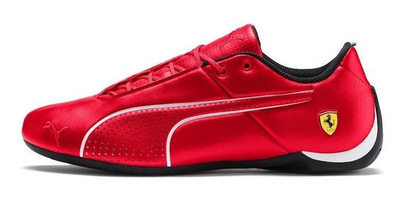 Tenis Puma Scuderia Ferrari Future Cat Ultra Rojo 306241-01