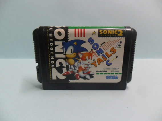 Sonic The Hedgehog 2 - Original