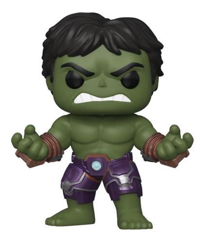 Funko Pop Hulk Marvel Avengers Gamerverse 629