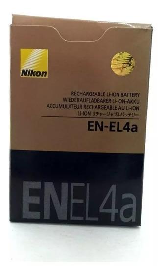 Bateria En-el4a P/nikon D2h D2hs D2x D2xs D3 D3s D3x. Pronta Entrega