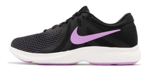 Zapatillas Nike Revolution 4 N Originales Mujer 6 Cuotas