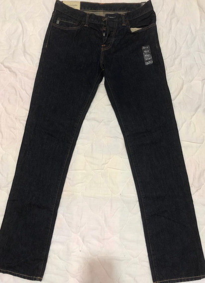Abercrombie Skinny Jeans Para Hombre Talla 32x30 + Camisa