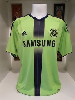 Camisa Chelsea adidas Verde
