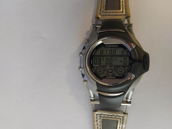 Relógio Casio G-shock G-cool Ge-2000 Raríssimo