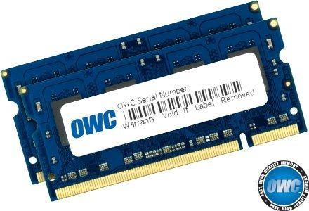 Memoria Ram 2gb Owc 4.0gb Kit (2x ) Pc2-5300 Ddr2 667mhz So-dimm 200 Pin Upgrade Kit