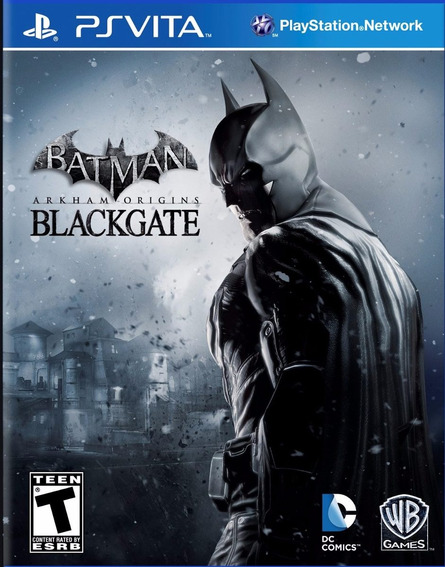 Batman Arkham Origins Blackgate - Ps Vita - Pronta Entrega!