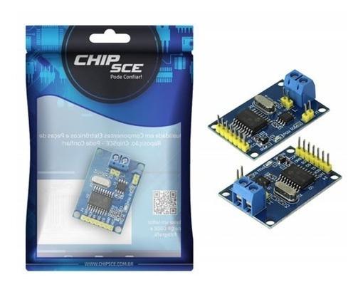 Módulo Arduino Can Bus Projeto Tcc Mcp2515 Chipsce - 010-012