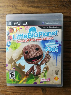 Little Big Planet 3 Goty Playstation 3 Ps3 !!