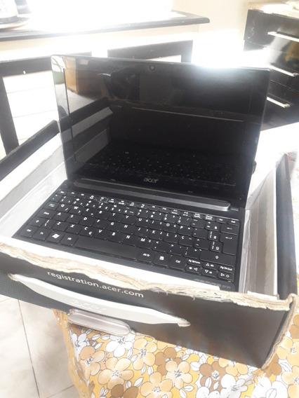 Netbook Acer One D255 Defeito