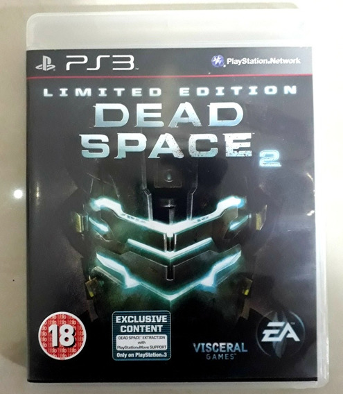 Dead Space 2 Limited Edition Ps3 Playstation 3 Midia Fisica