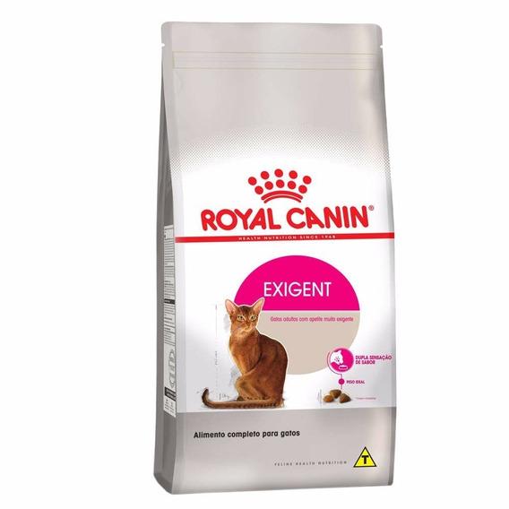 Ração Royal Canin Gatos Exigent 7,5kg