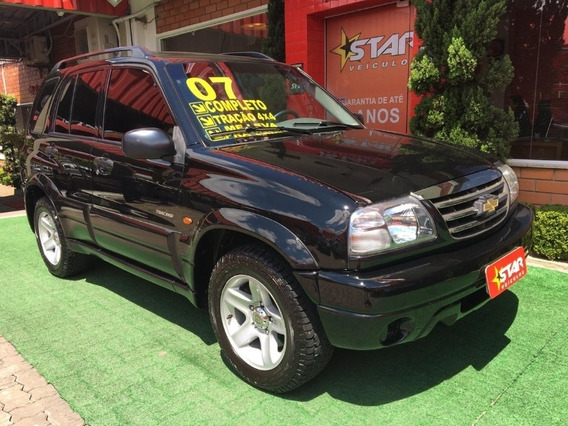 Tracker 2.0 4x4 2007 Starveiculos