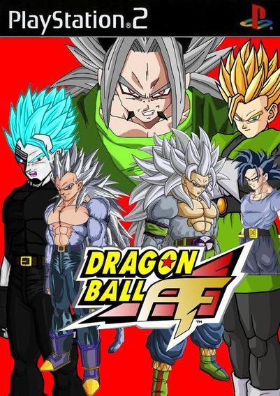 Dragon Ball Z: Budokai Af - Ps2 Patch Frete Fixo 10,00 Reais
