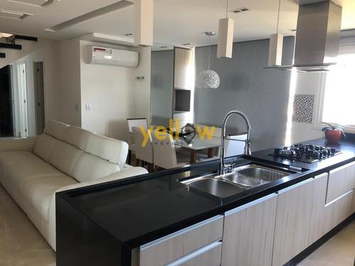 Apartamento - Chácara São José - Ap-3126