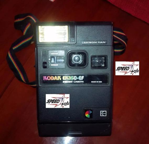 Camara Kodak De Colección Mod.ek160-ef