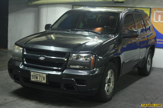 Chevrolet Trailblazer Sportwagon