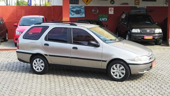 Fiat Palio Weekend 6-marchas 1.0mpi 4p