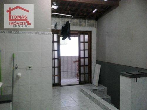 Imagem 1 de 8 de Sobrado Residencial À Venda, Pirituba, São Paulo. - So0380