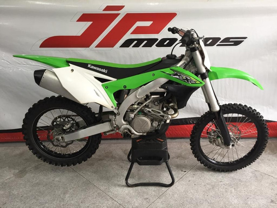 Kawasaki Kx 450 2018 Original Com Di