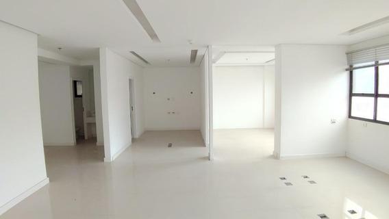 Sala Em Centro, Santos/sp De 73m² À Venda Por R$ 270.000,00 - Sa350652