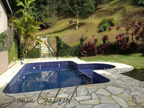 Imagem 1 de 9 de Casa À Venda No Condomínio Chácaras Do Lago Em Vinhedo/sp. - Ca001860 - 68394270