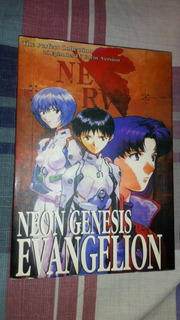 Dvd Box Set Anime Evangelion Original Español Versión Japan