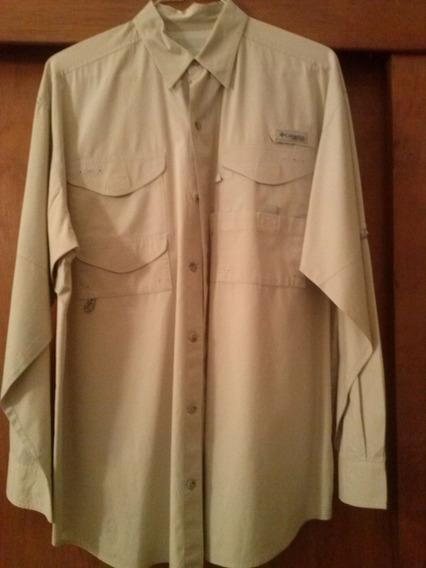Camisa Manga Larga Columbia