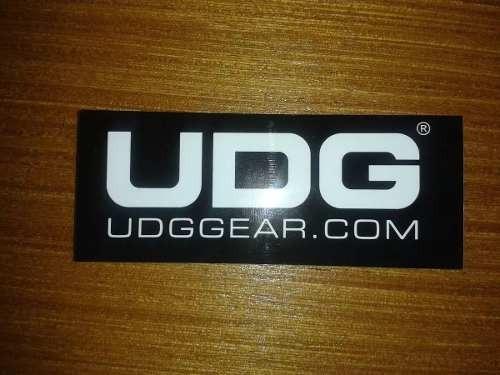 Udg Sticker Kit 3 Stickers - Adesivo Udg - Frete Grátis