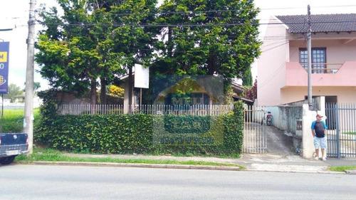 Terreno À Venda, 598 M² Por R$ 1.100.000,00 - Portão - Curitiba/pr - Te0089