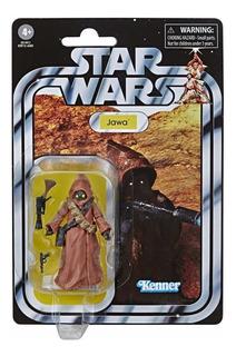 E4 Colección Vintage De Jawa Star Wars Kenner
