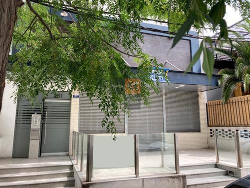 Edificio En Venta En Punta Carretas A Metros Del Shopping- Ref: 9156