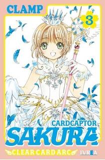 Card Captor Sakura Clear Card 03 - Clamp