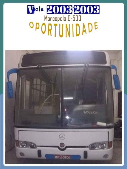 Ônibus Mercedes Bens O-500 2003 (baixei O Preço)