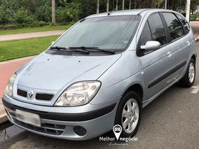Renault Scenic Exp. 1.6 Hi-flex 2006 Prata