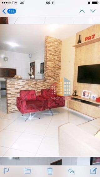Vende-se Casa No Bairro Alto Do Sumaré - Ca0336