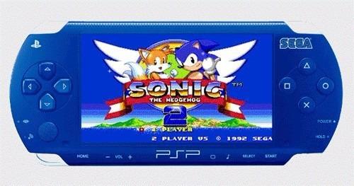 Jogue Mega Drive No Psp