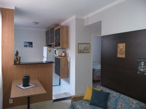 Apartamento 2 Dormitórios Com Excelente Custo X Benefício - Ap0862