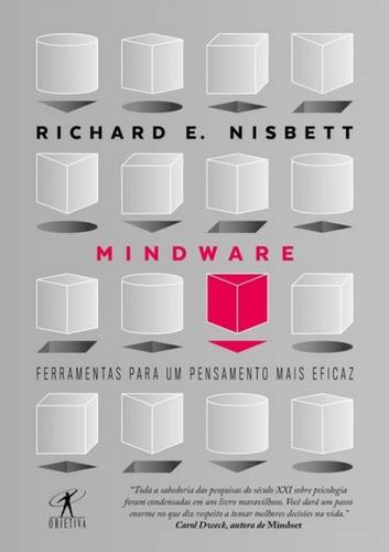 Imagem 1 de 1 de Mindware - Ferramentas Para Um Pensamento Mais Eficaz