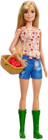 Barbie Sweet Orchand Farm Fazendeira Mattel